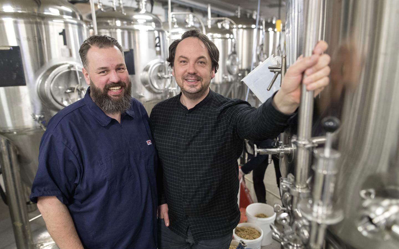 Lanserar virtuell ölbutik för att stötta bryggerierna