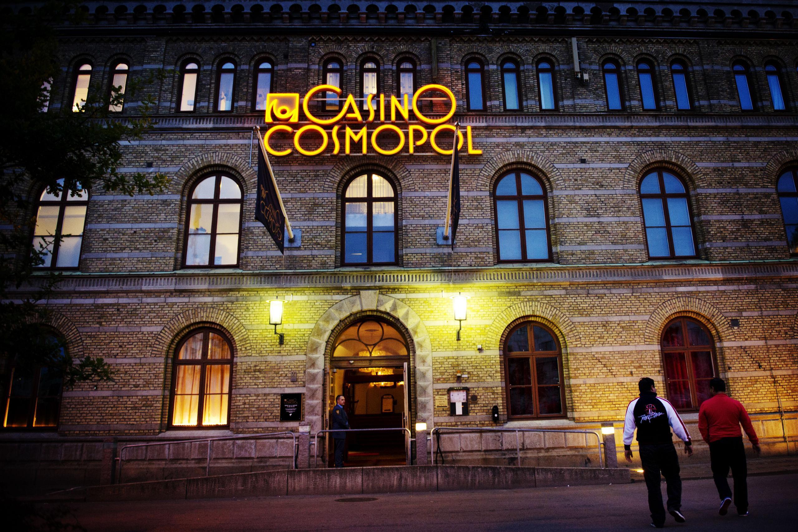 Casino Cosmopol varslar 90 procent av sin personal
