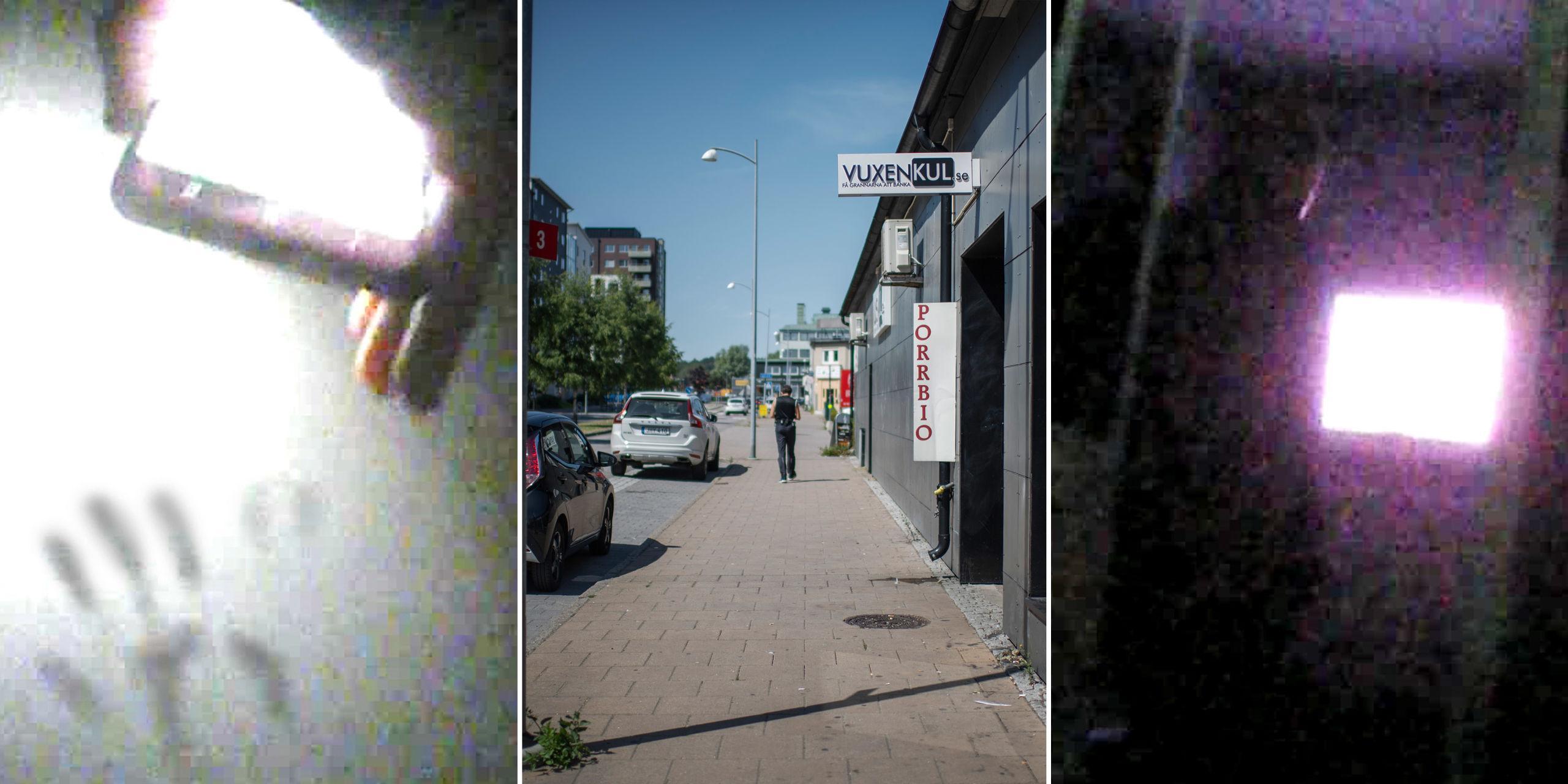 Porrbiograf Göteborg