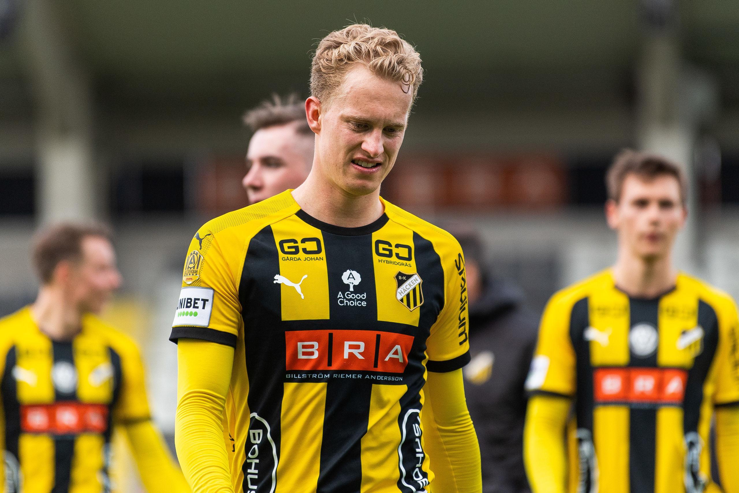 Gustav Berggrens nya motgång – missar MFF-matchen
