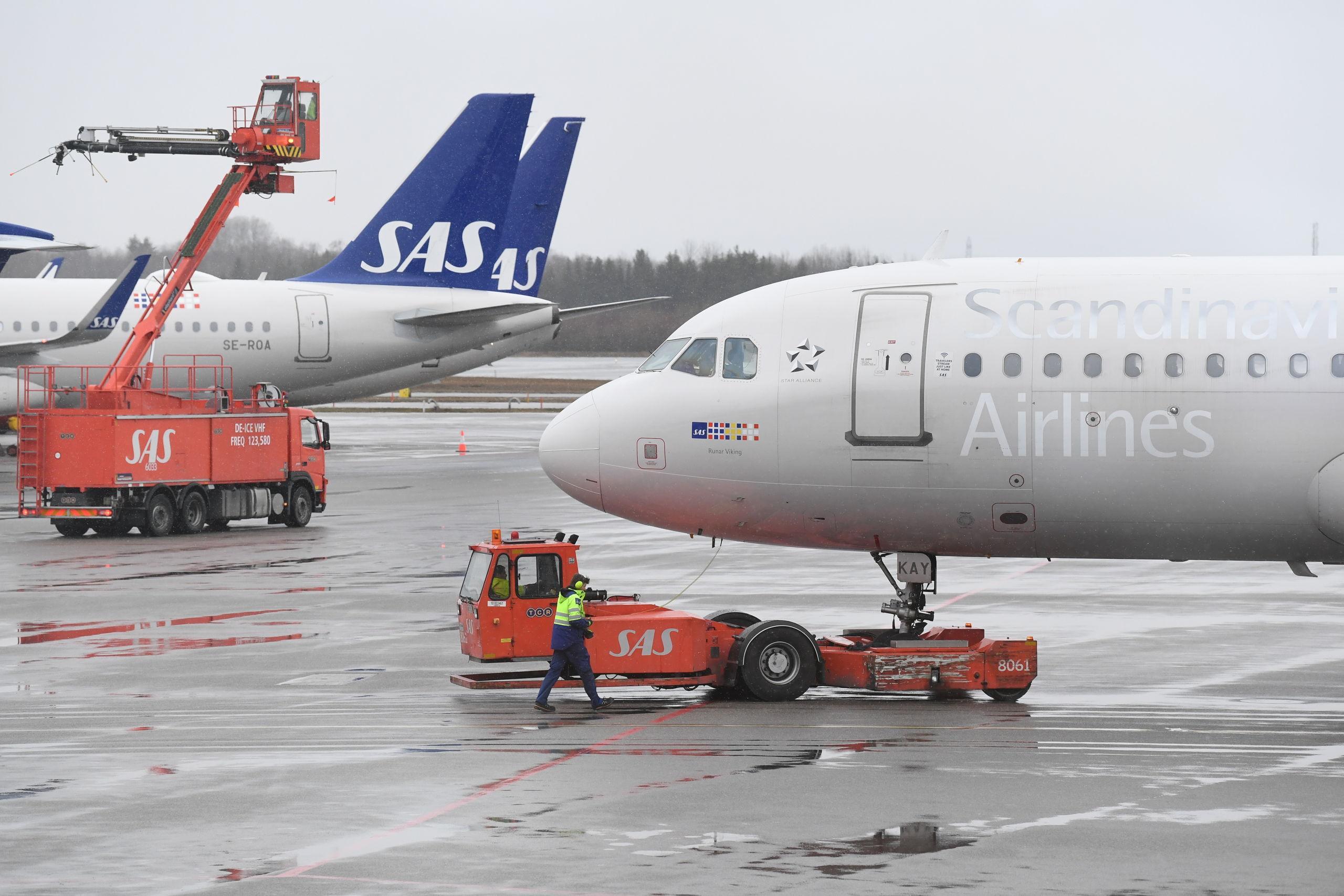 Klart: SAS slutar flyga inrikes från Landvetter