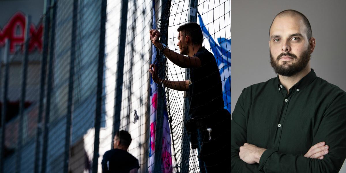 Fredrik Östberg: För många betyder fotbollen allt – glöm inte dem i dag