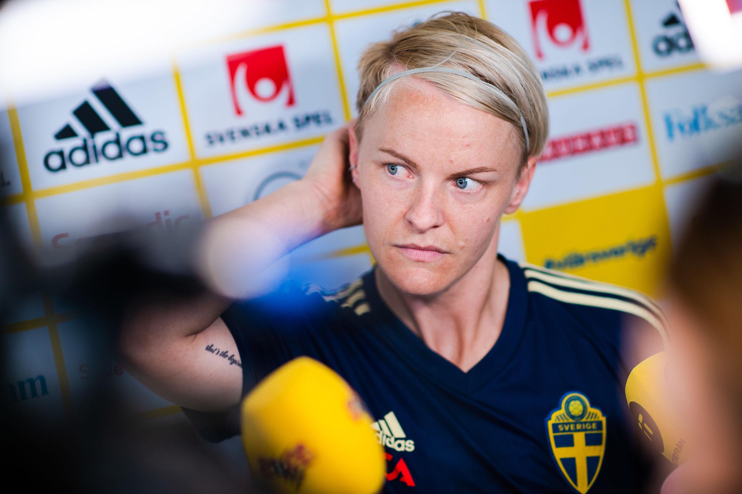 """Nilla Fischer besviken efter petningen: """"Borde varit med"""""""
