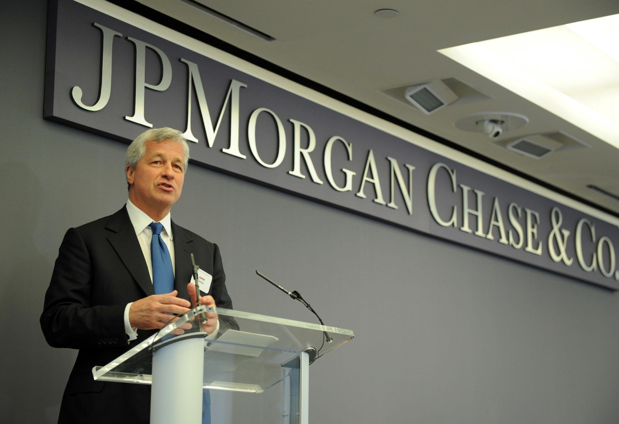 Minskade resultat för amerikanska storbanker