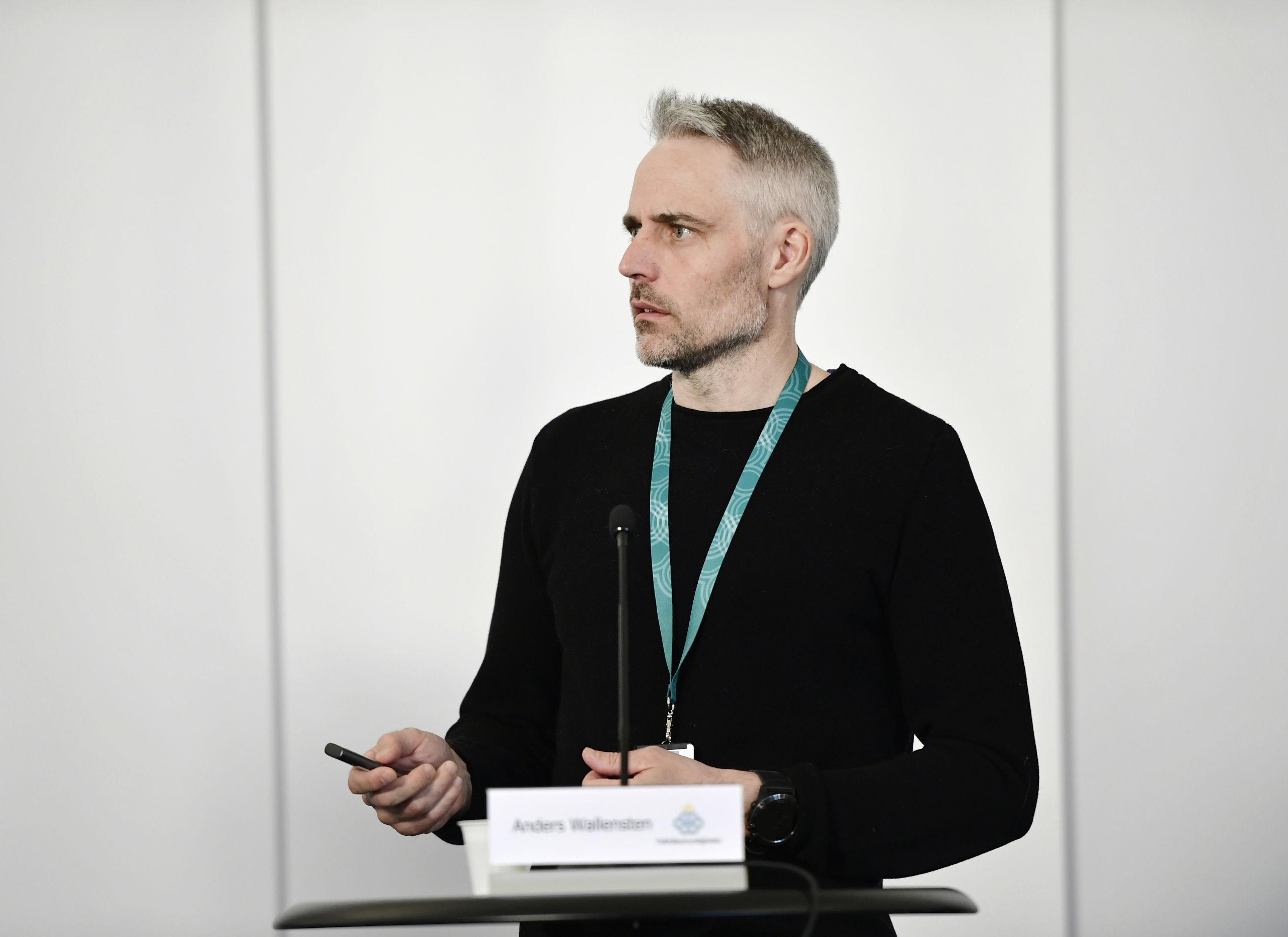 Wallensten: Kurvan ser ut att plana ut i Västra Götaland