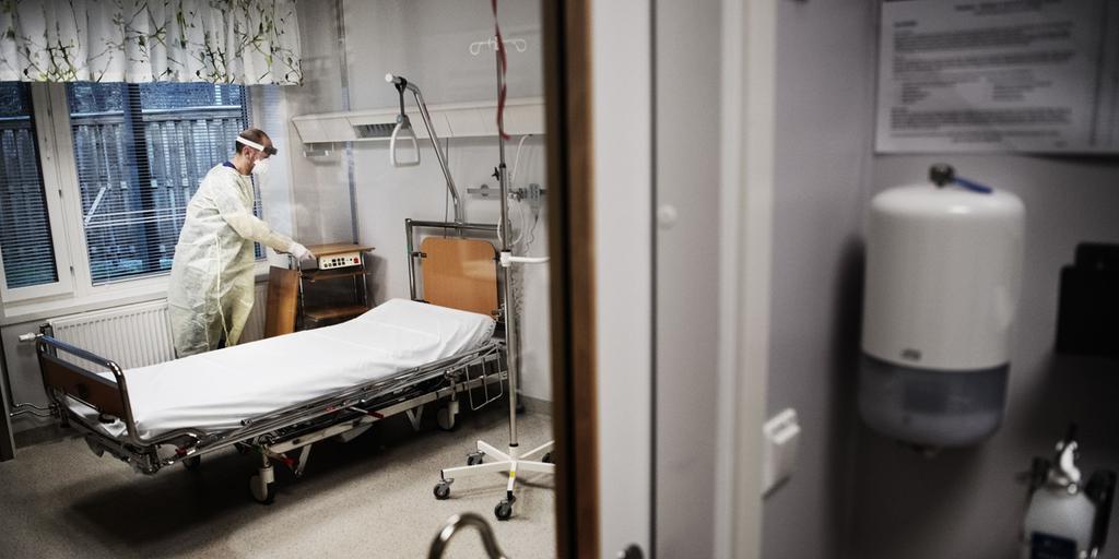 Vanligaste sjukdomarna – hos de som dör i covid-19