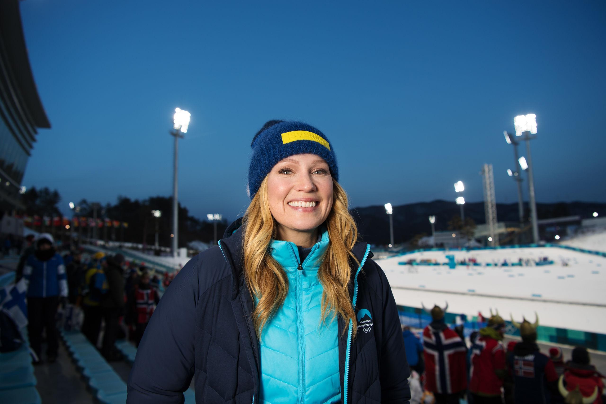 """TV-profilen Jessica Almenäs om mörka tiden: """"Trodde det var kört"""""""