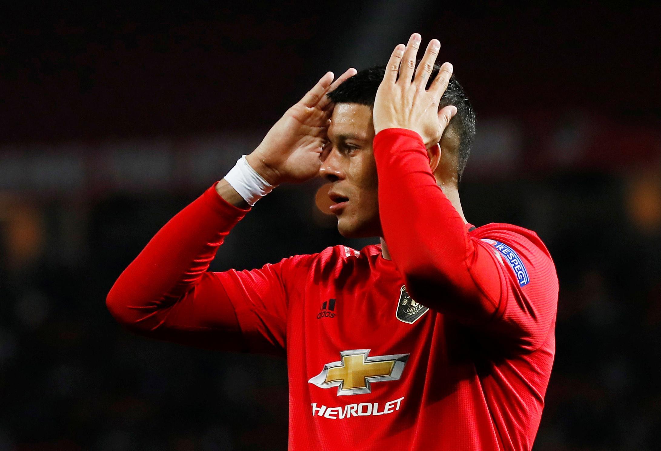 United-stjärnan i blåsväder – varnas av klubben