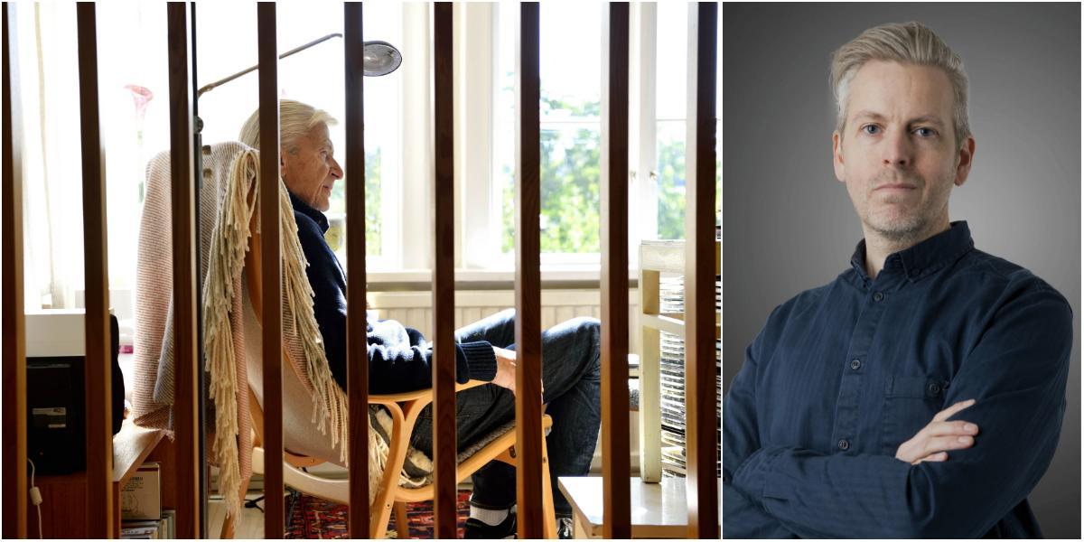 Mattias Hagberg: För mig var PO Enquist en mystiker