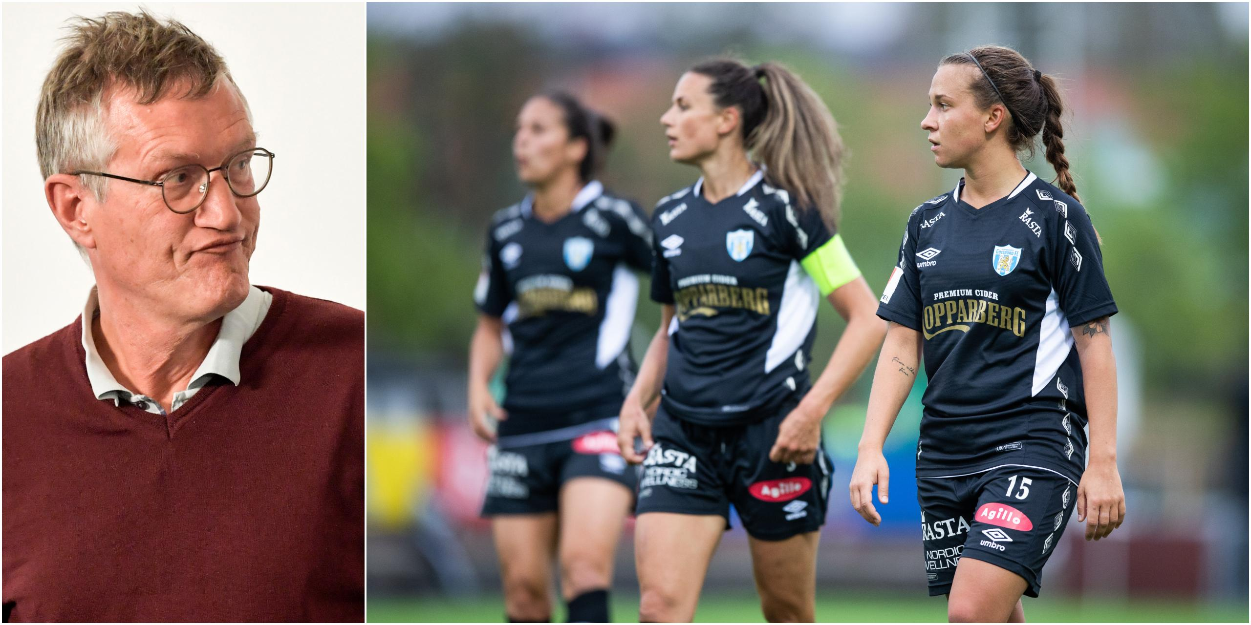 Anders Tegnell dömer ut fotbollsstart i månadsskiftet