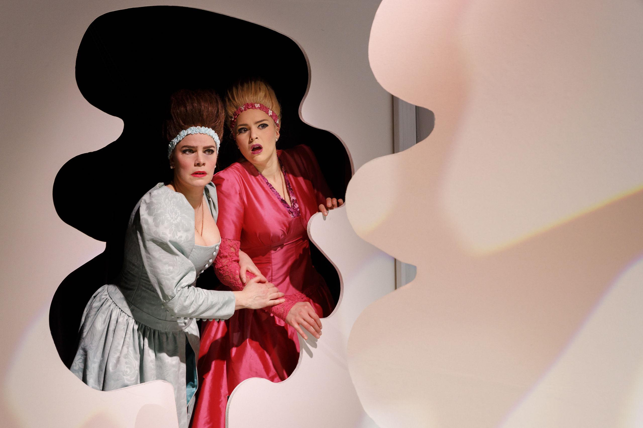 "Operan tvingades ställa in premiären – då filmades Mozarts ""Così fan tutte"""