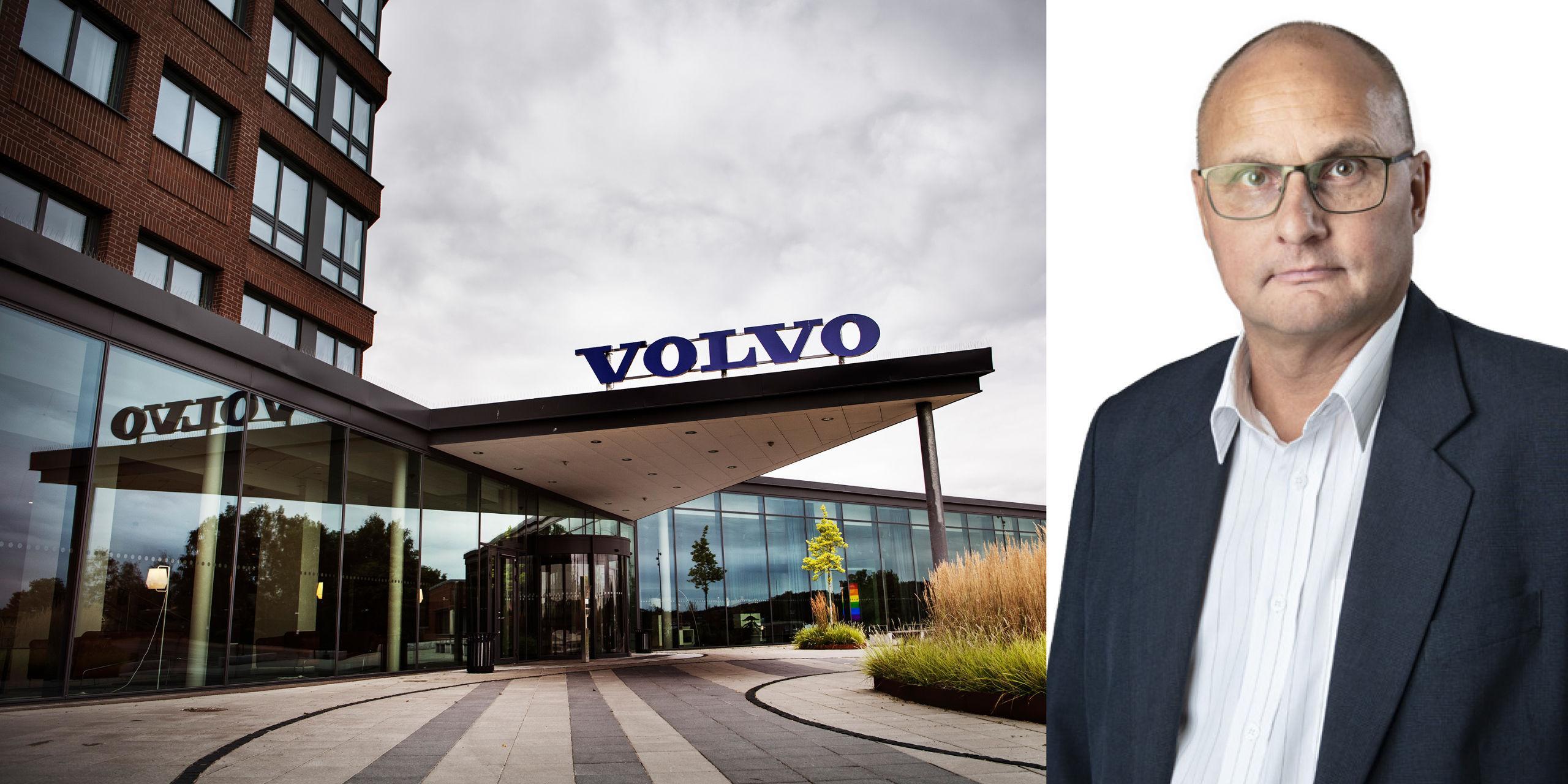 Torbjörn Isacson: Maktspel och balans bakom inställda utdelningar i AB Volvo och Volvo Cars