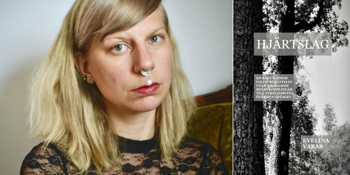 Evelina Varas bok stoppades efter hot om förtalsanmälan – ges nu ut på nytt förlag