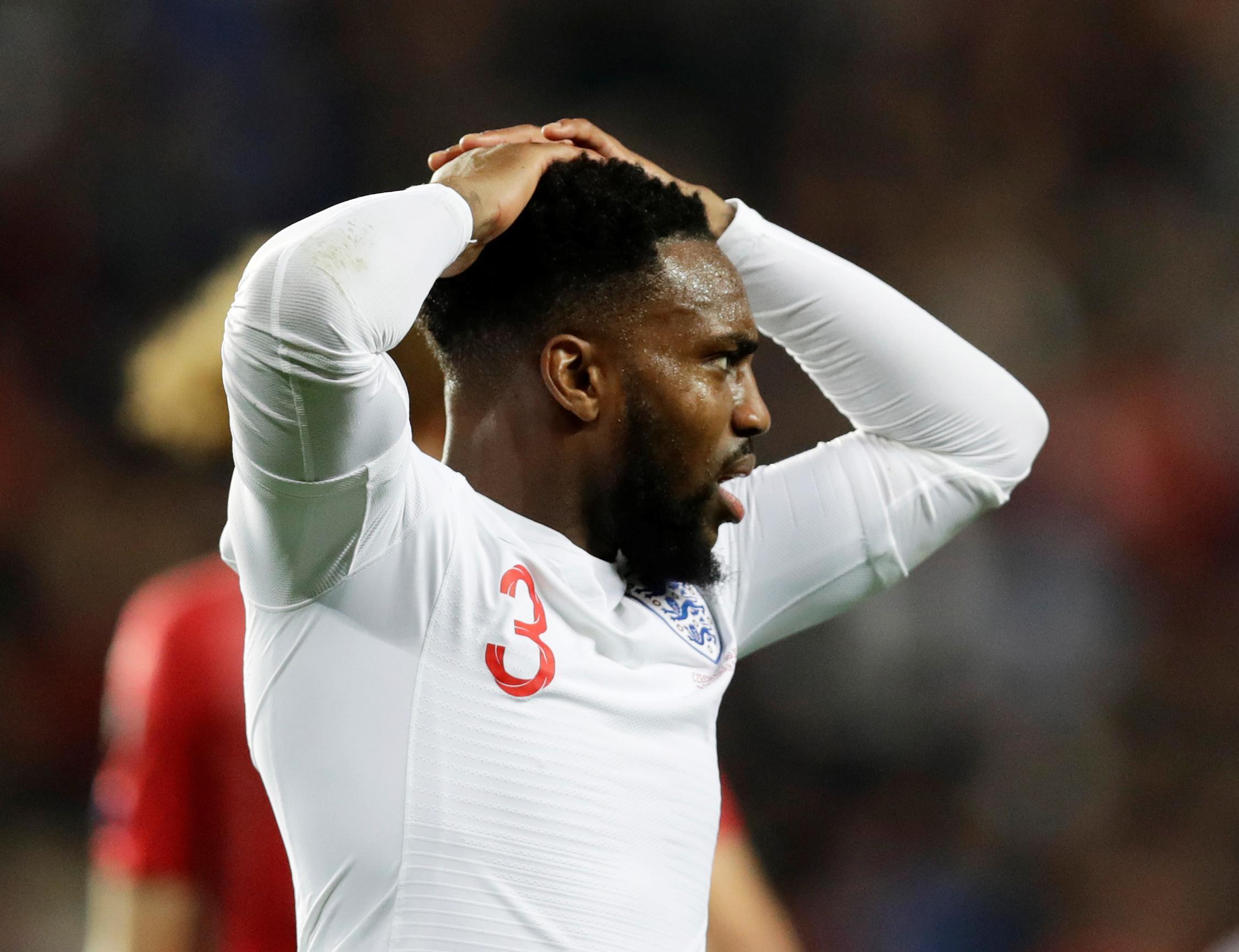 Danny Rose kritiserar återstarten av Premier League