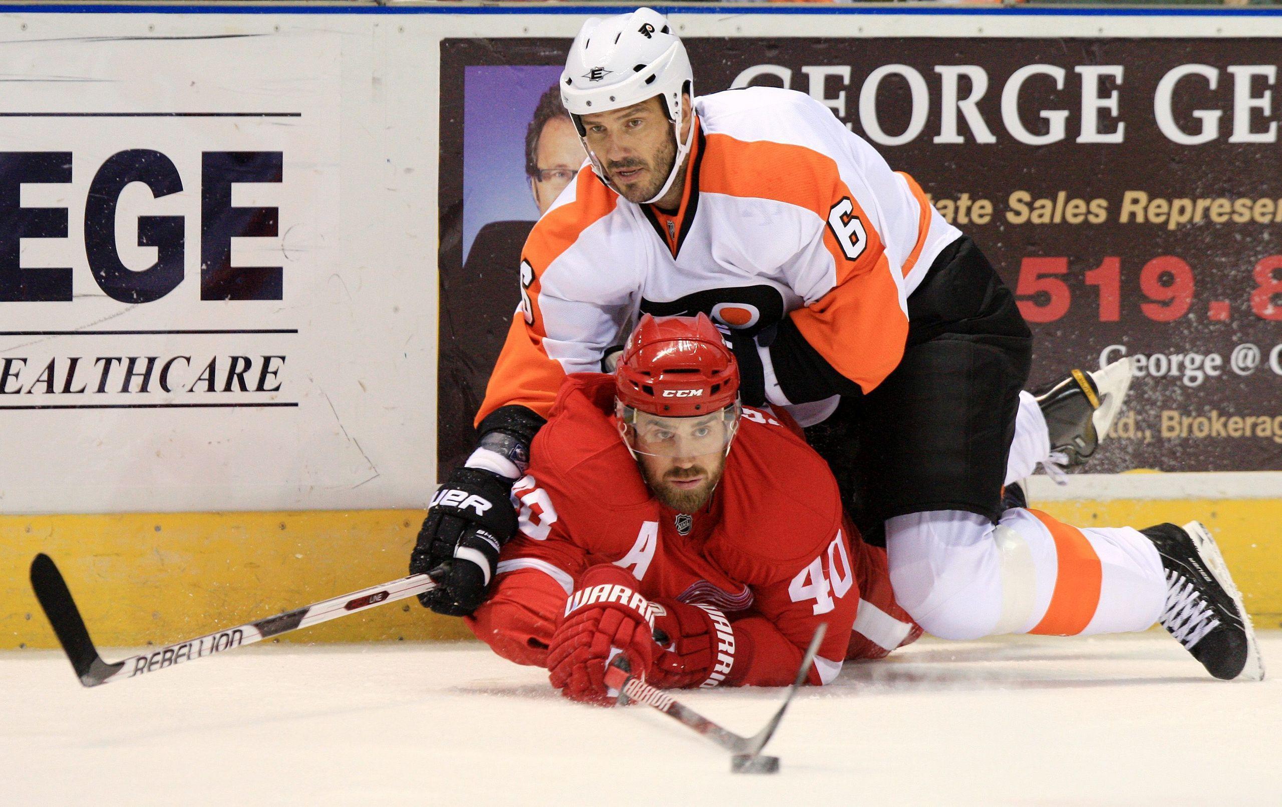 Andreas Lilja minns inte sin hockeykarriär