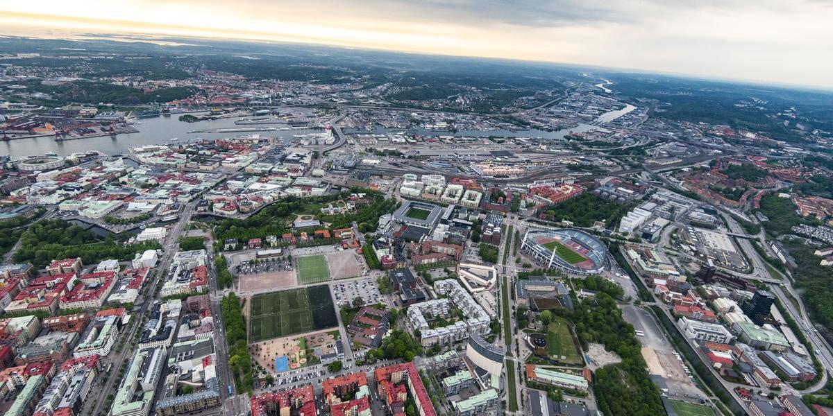 Rapport: Nattsvart på Göteborgs arbetsmarknad