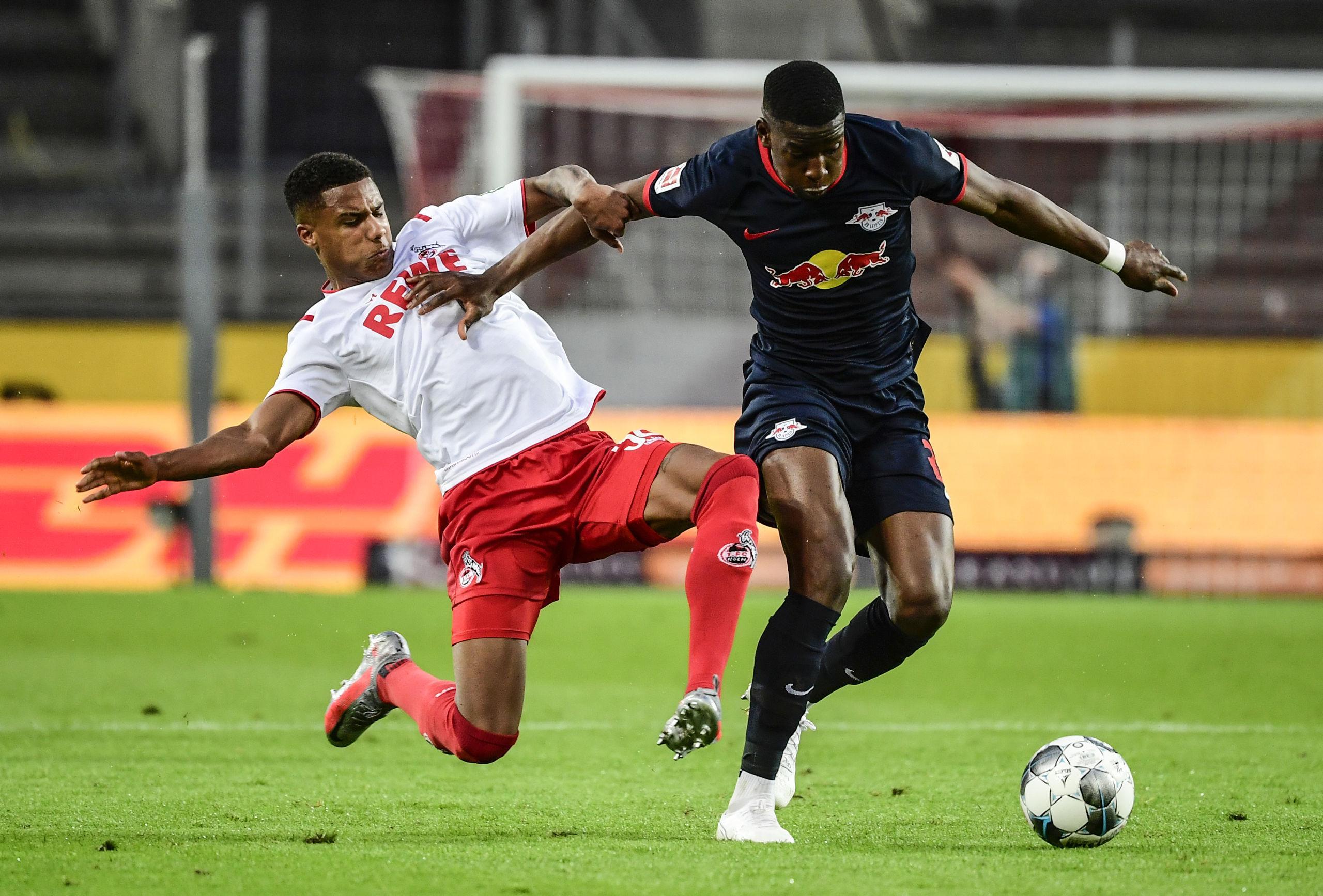 Sent inhopp för Forsberg när Leipzig vann