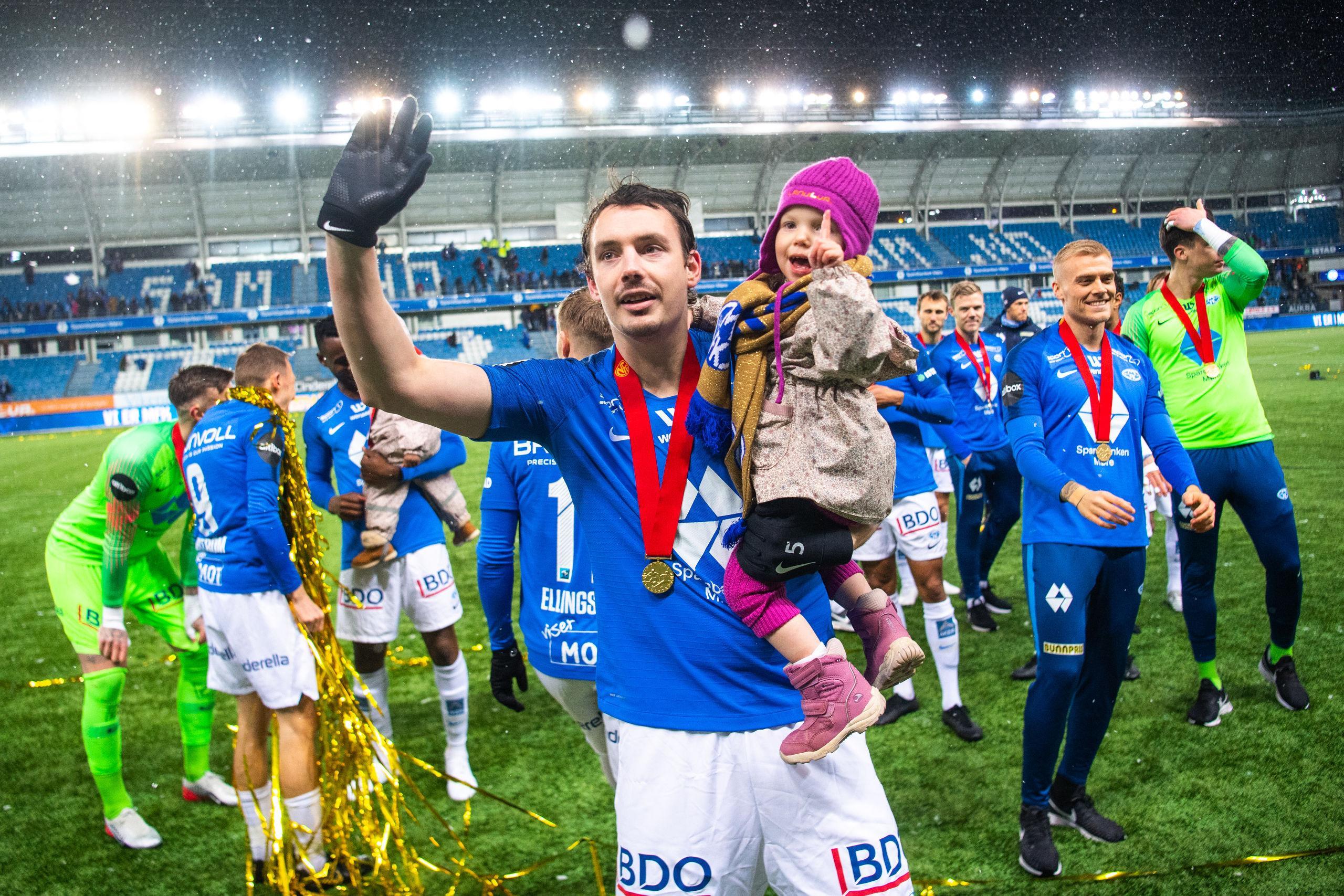IFK Göteborg uppges erbjudit Vegard Forren kontrakt