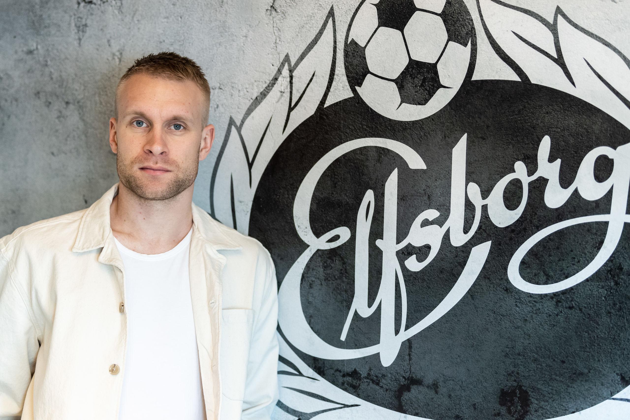 "Elfsborgs Johan Larsson hyllar IFK Göteborg: ""Spännande lag"""