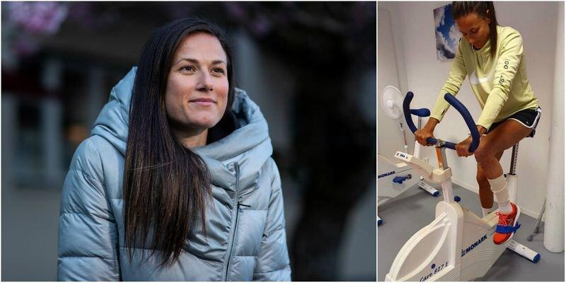 Beata Kollmats glädjebesked efter tuffa tiden