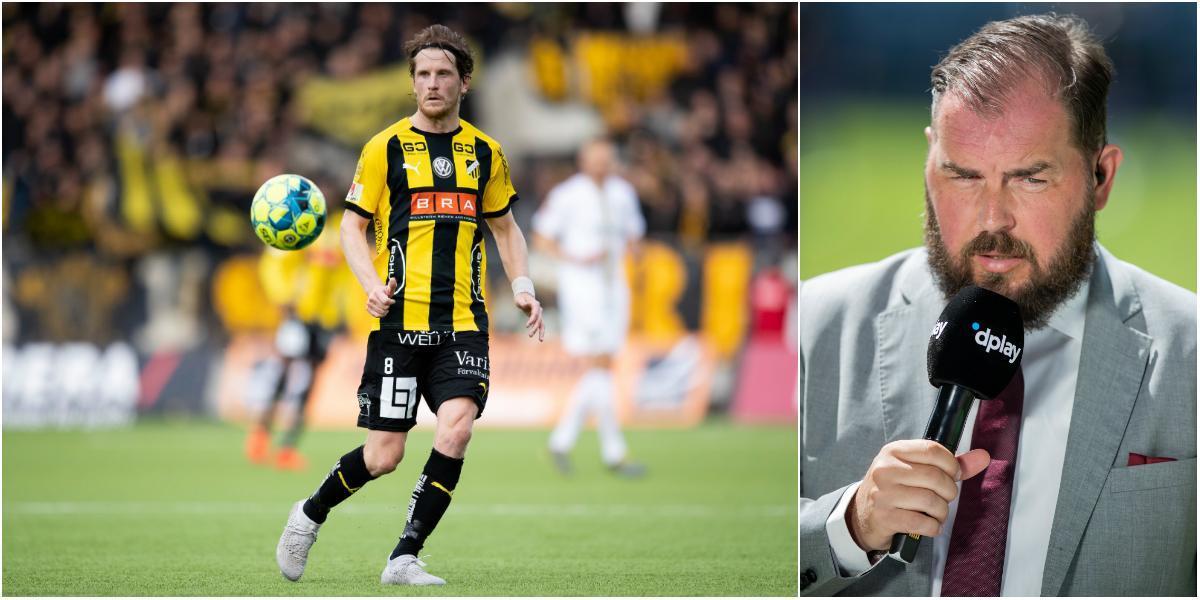 """Andreas Alm svarar på guldtipset: """"Tror Axén är lite kär i Friberg"""""""