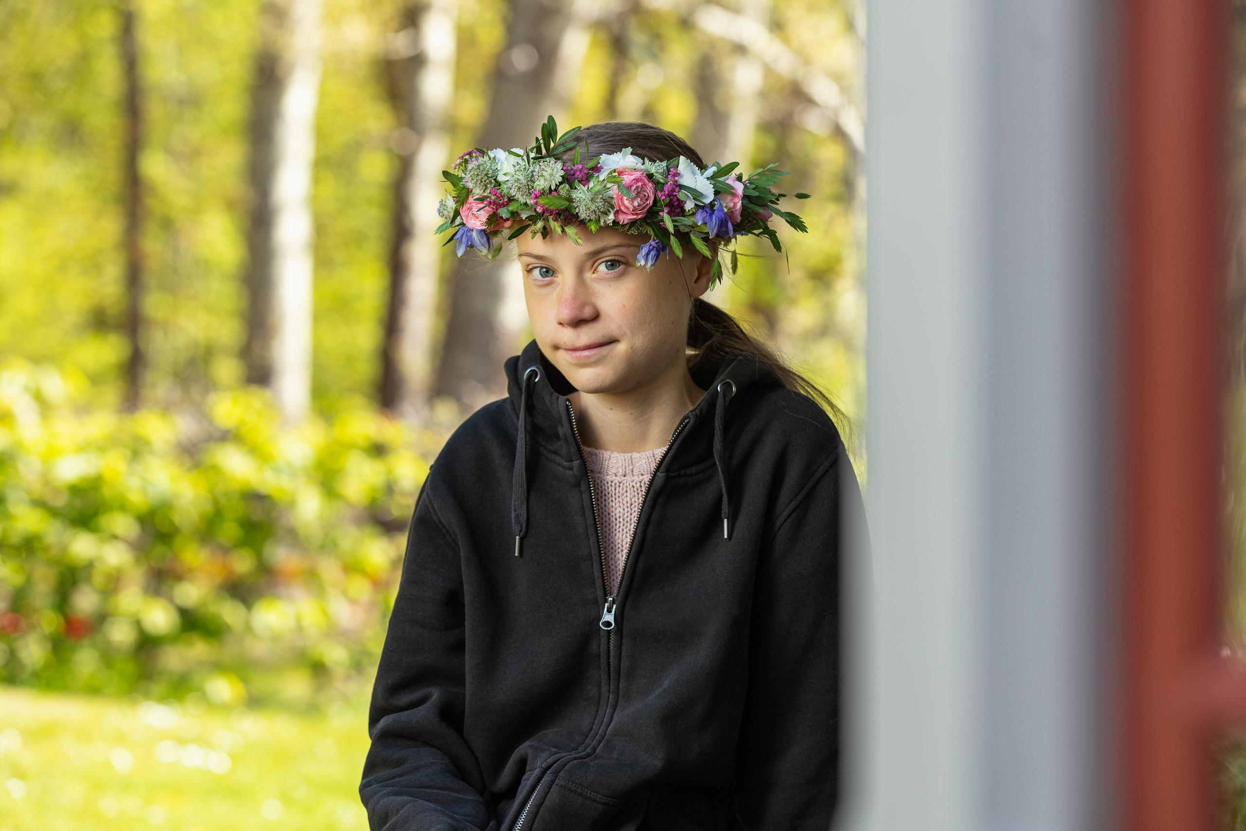 Sommar i P1: Greta Thunberg
