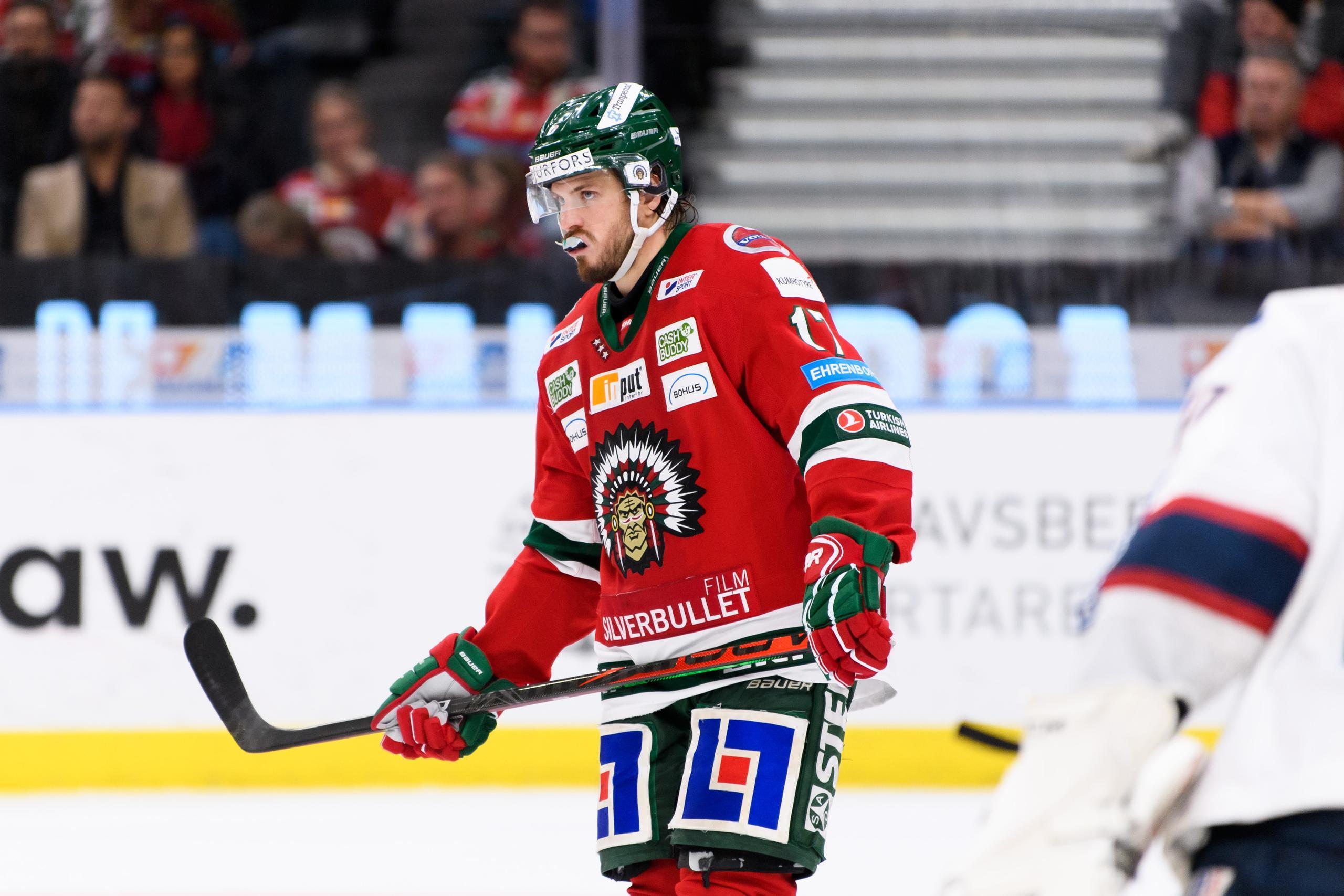 Stålberg dumpades av Frölunda – nu klar för finsk klubb