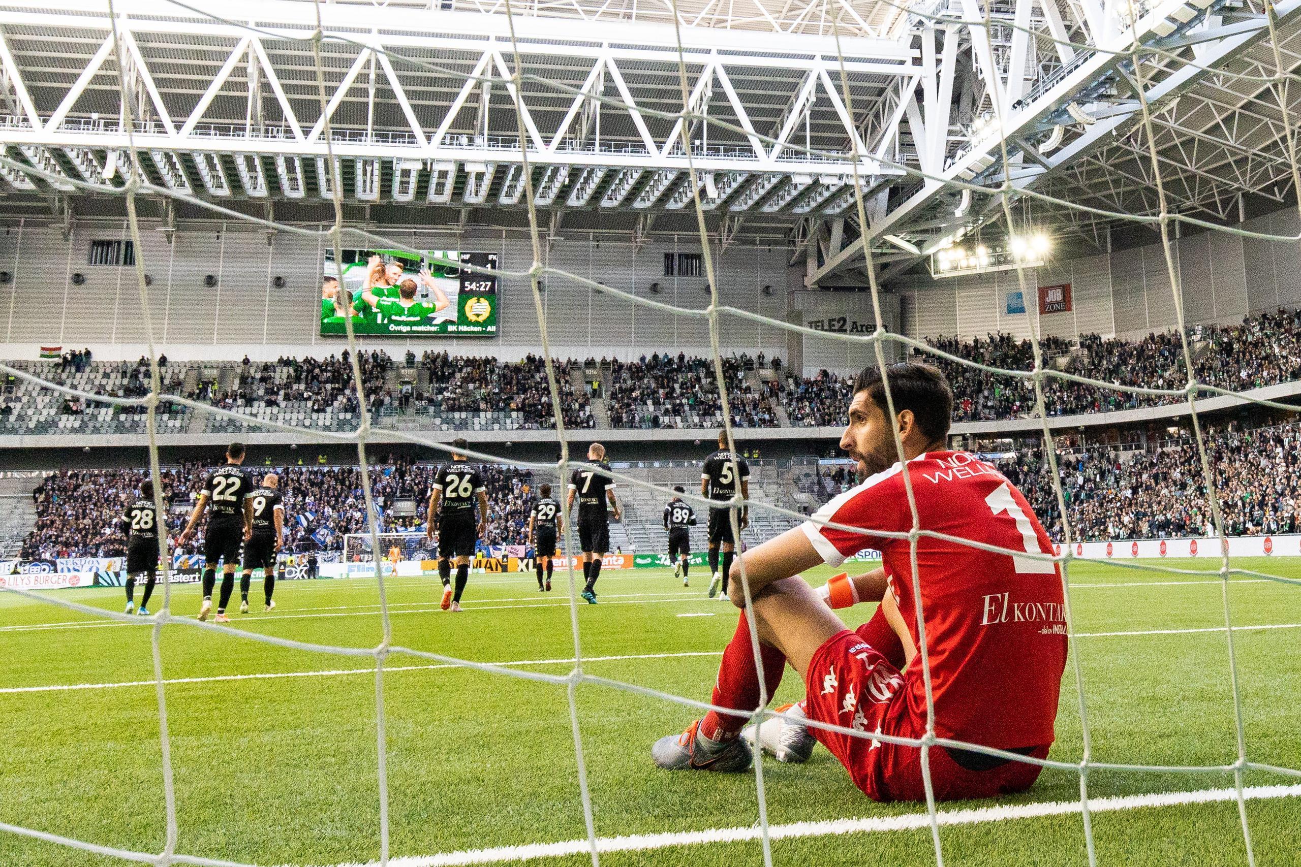 IFK Göteborgs skräcksiffror: En seger på tolv försök