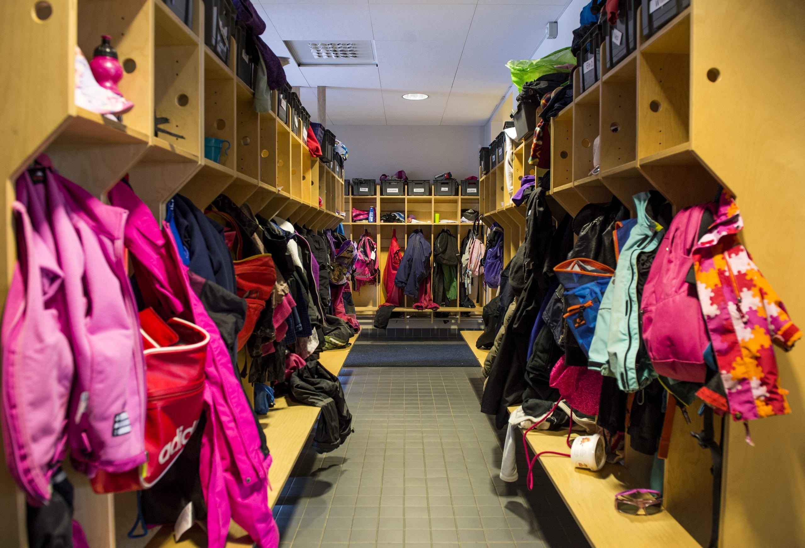 Skolorna i Göteborg blir större