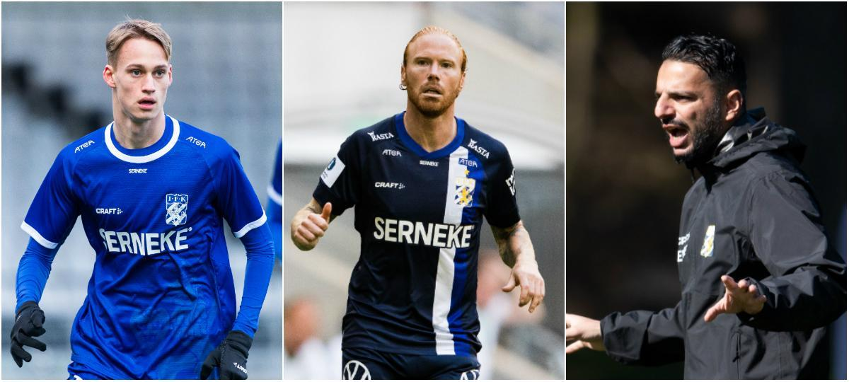 Så ska IFK Göteborg lösa anfallskrisen
