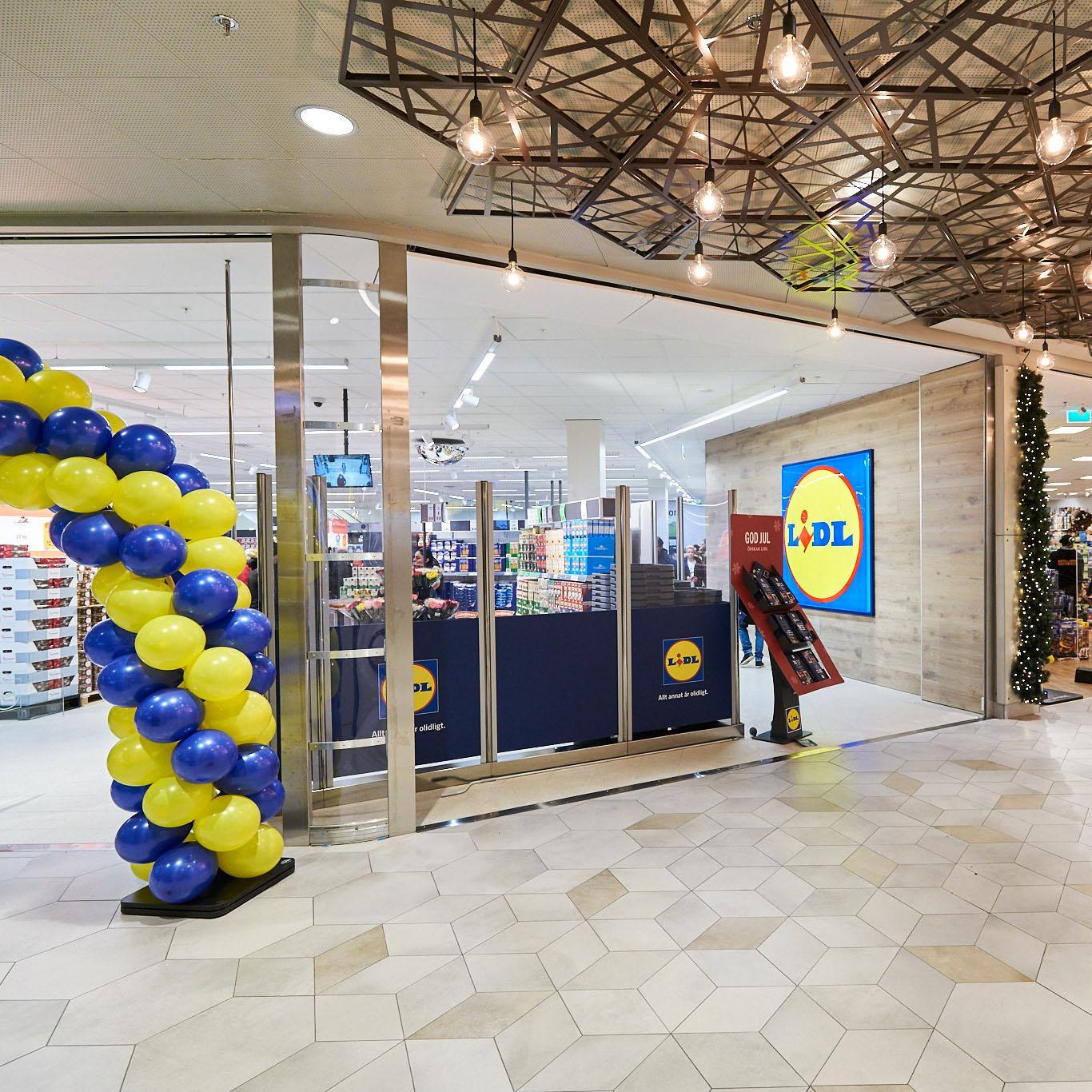 Lidl vill öppna tio nya butiker i Göteborg