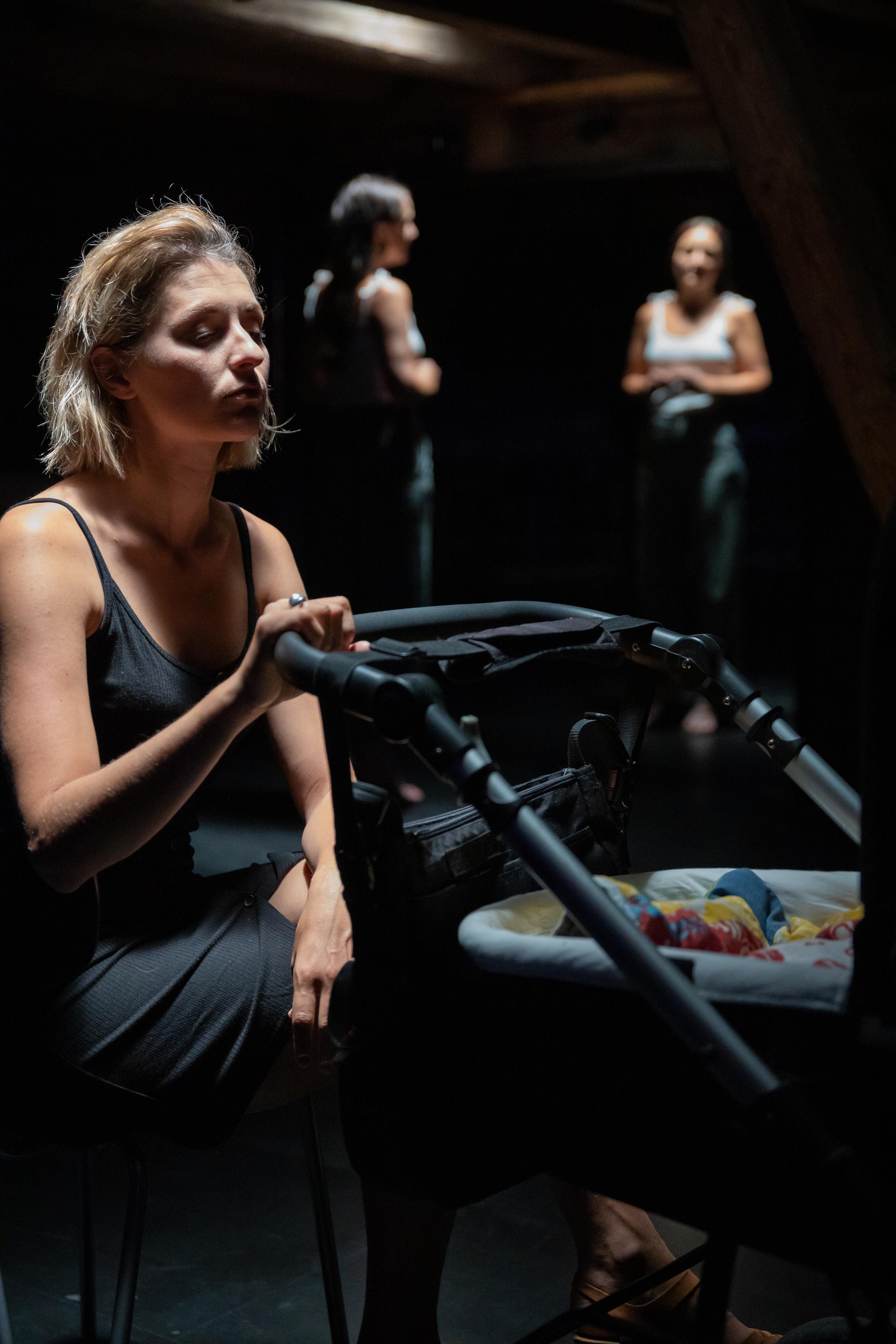 """Recension: """"Glömska"""", Teater tofta"""