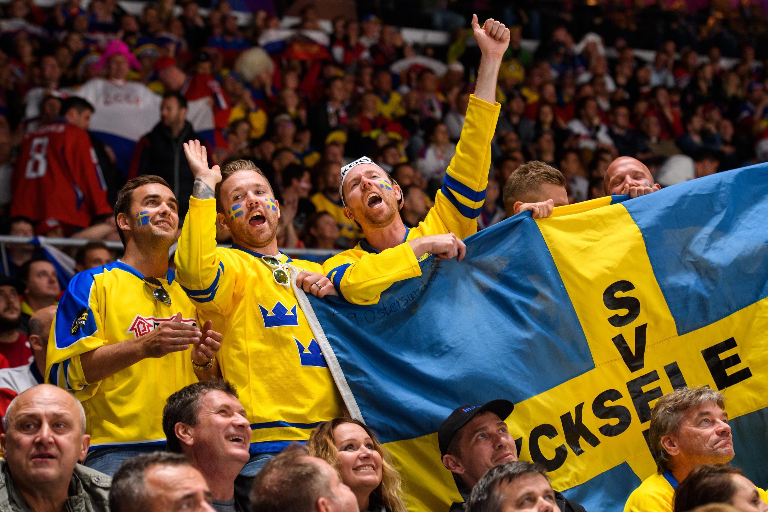 Göteborg vill ha ishockey-VM 2025