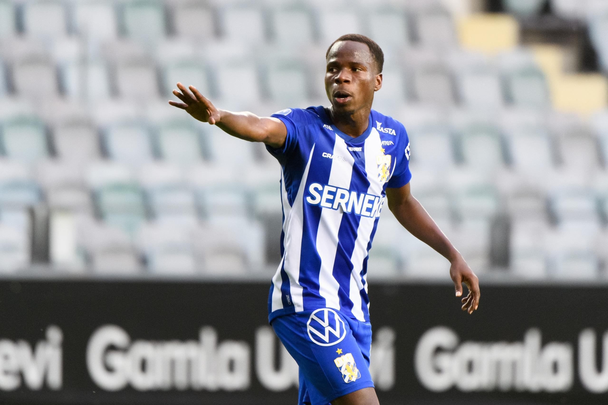 """Yusuf den outtröttlige: """"Orkar mer än en normal fotbollsspelare"""""""