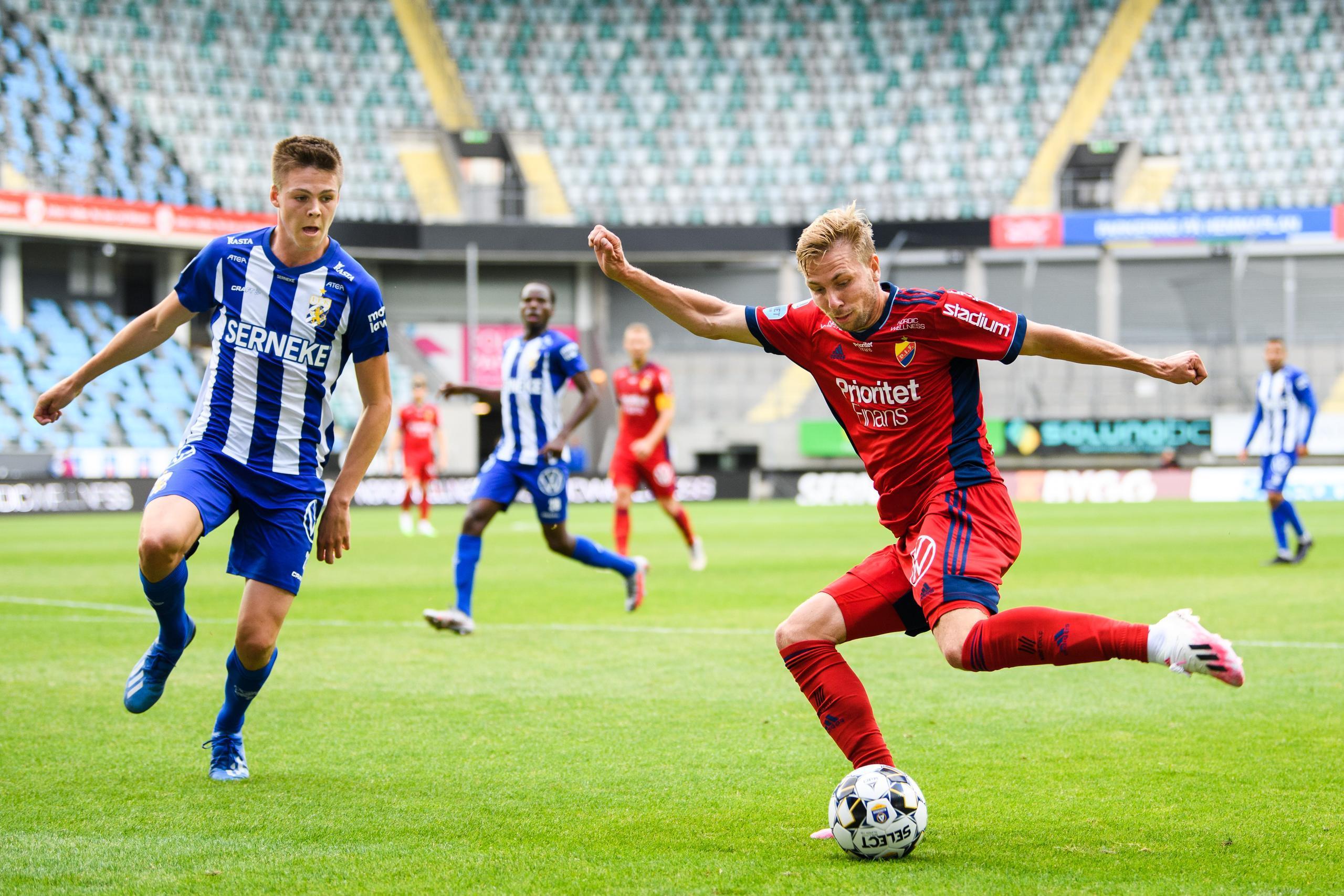 Följ IFK Göteborgs och BK Häckens matcher här