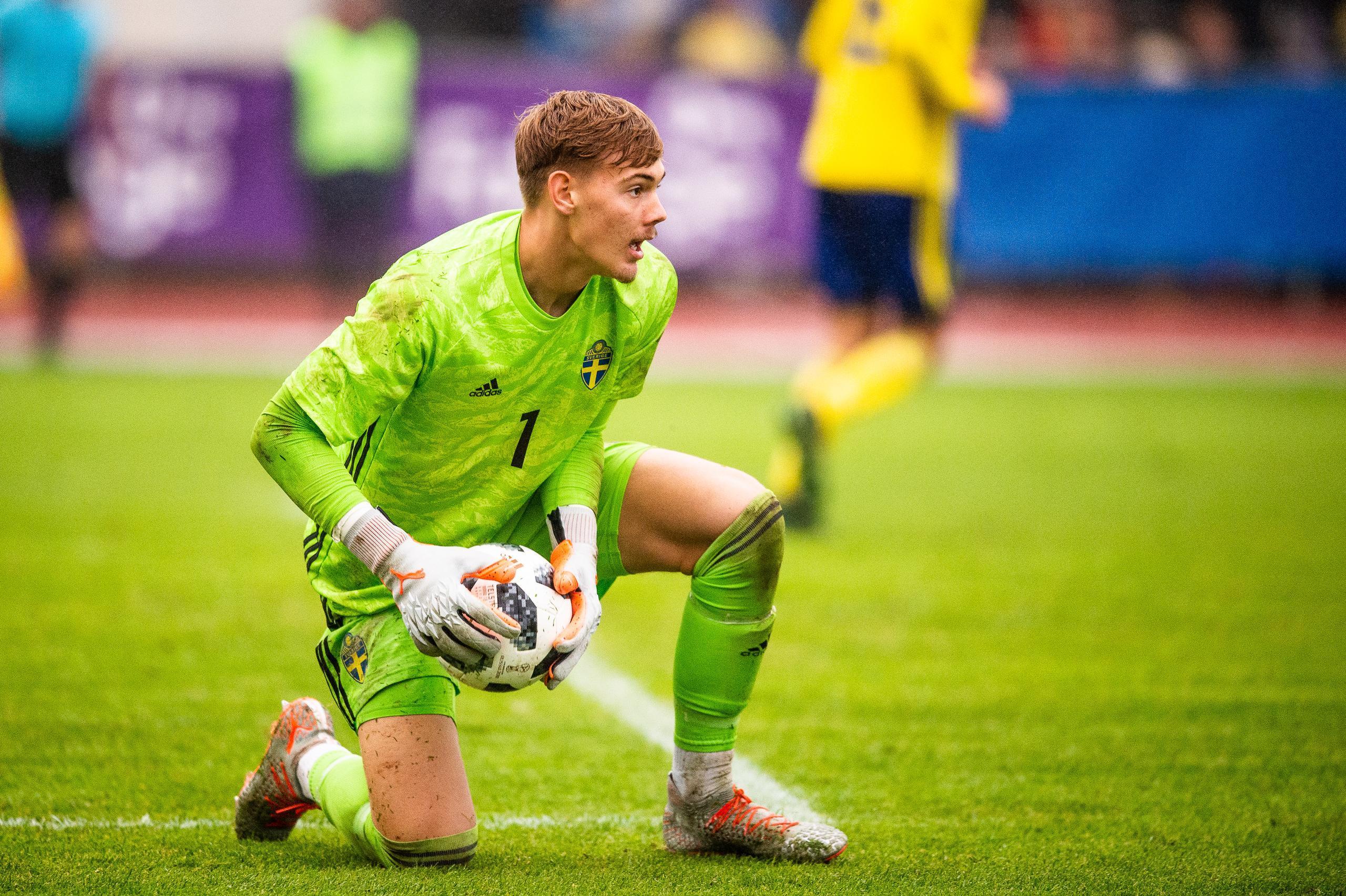 Svensk 18-åring kan stoppa Real Madrids guldfirande