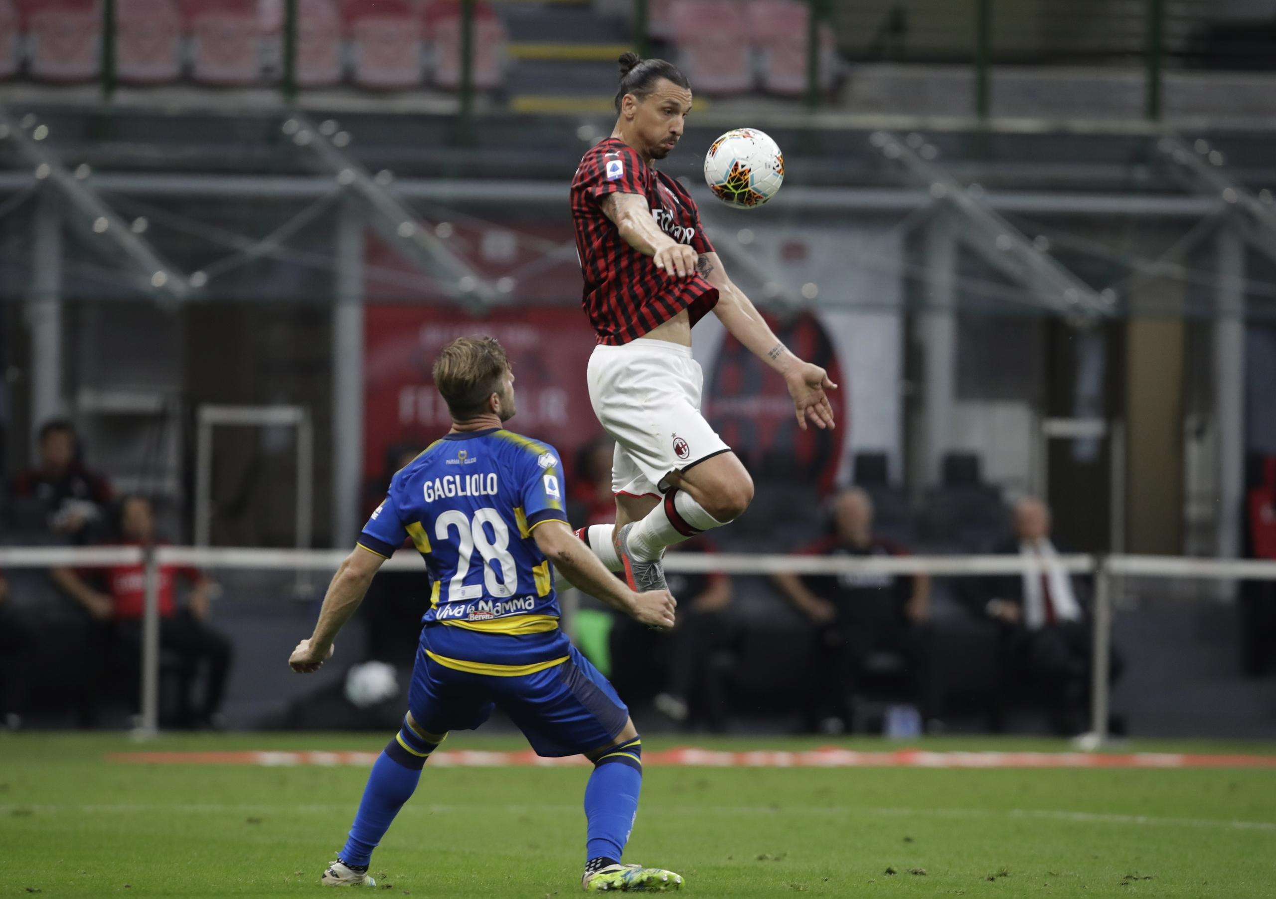 """Zlatan efter knocken: """"Jag ville väcka dig"""""""