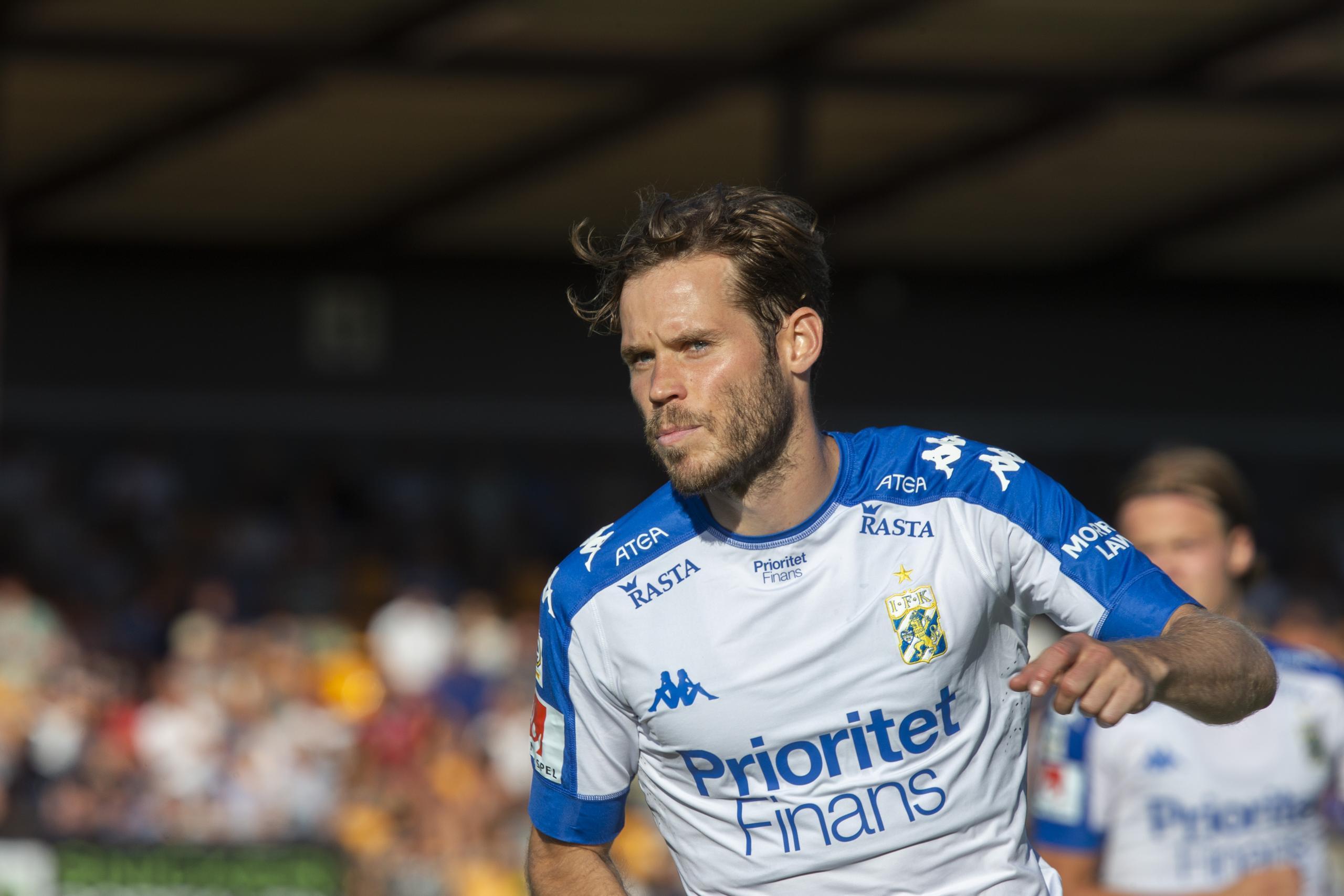 """Salomonsson om kontakten med IFK: """"Linan är lite skakig"""""""