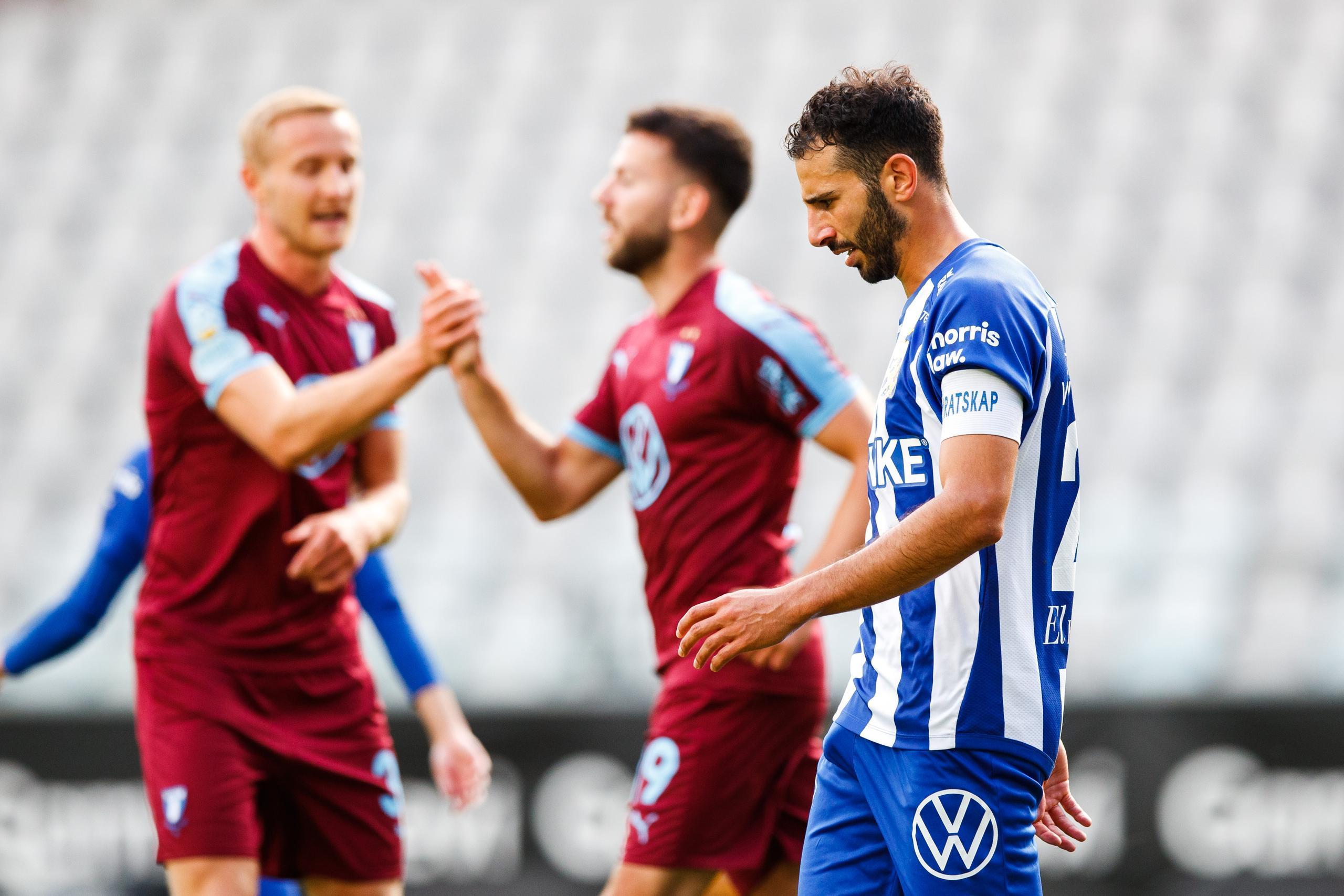 Blåvitts baksmälla: Föll mot Malmö FF efter mardrömsstart