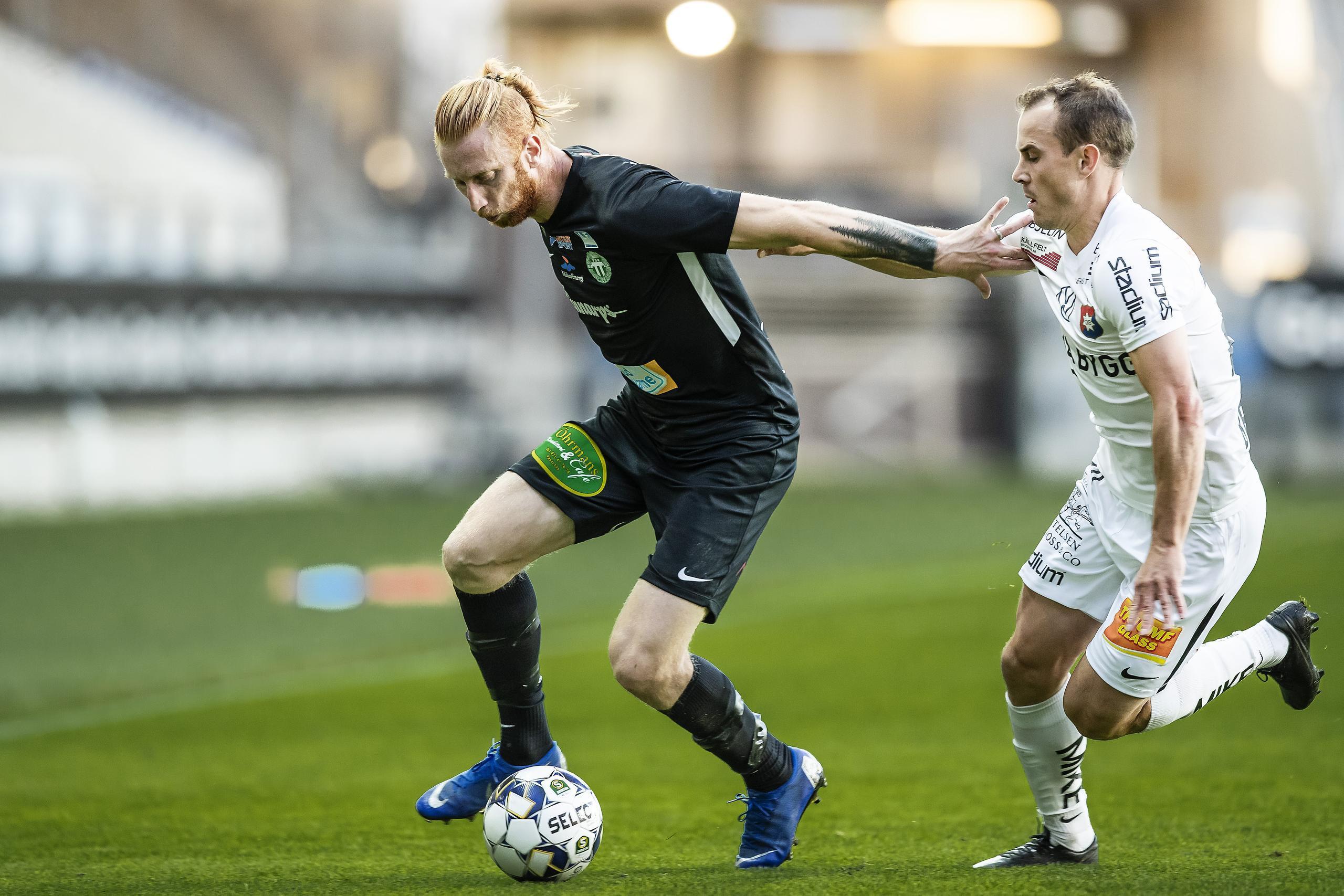 Calle Wede skadad när Öis vann mot Västerås