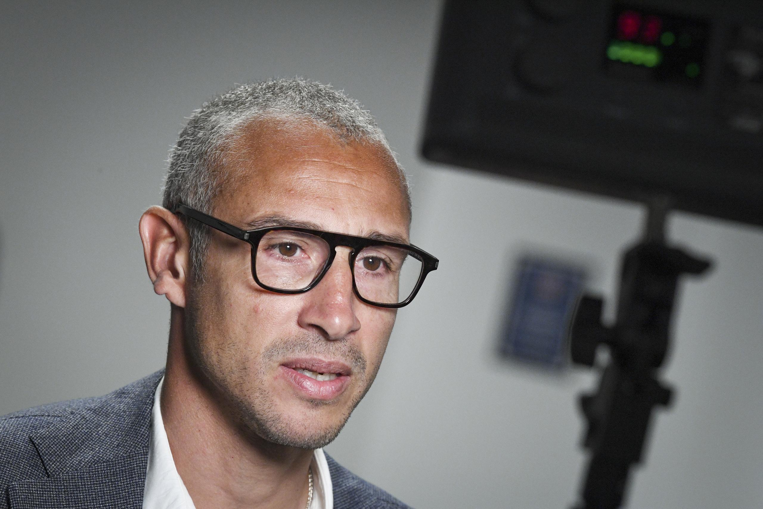 Henrik Larsson om rasismen som bestämde hans efternamn