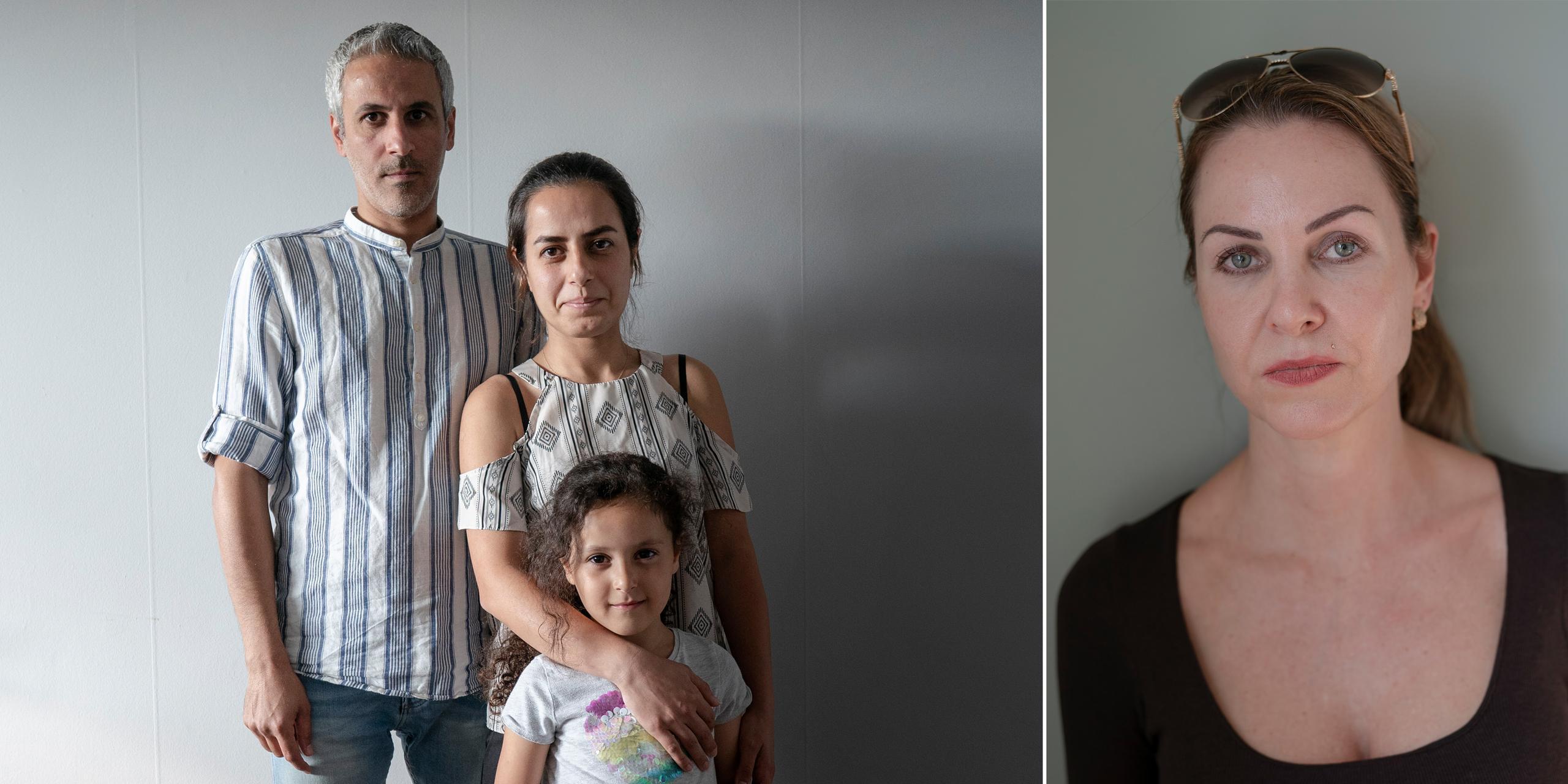 Utvisningshotade familjen ännu kvar i Göteborg