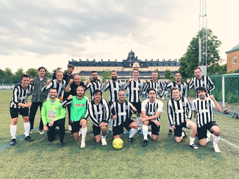 Smeknamn är grejen för FC Härlanda
