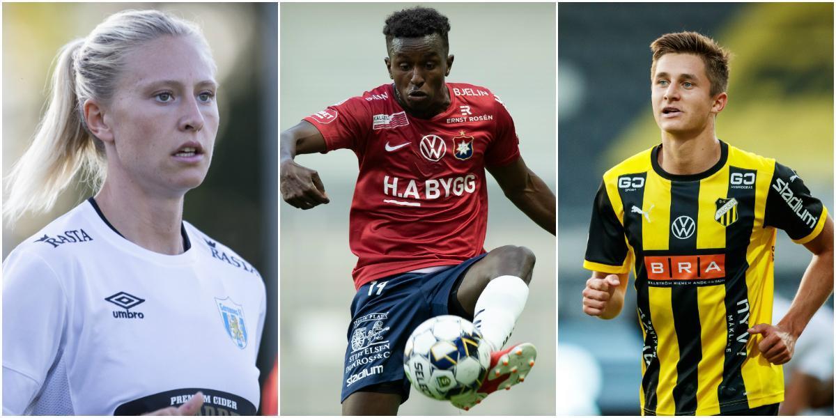 Här är veckans elva i Göteborgsfotbollen