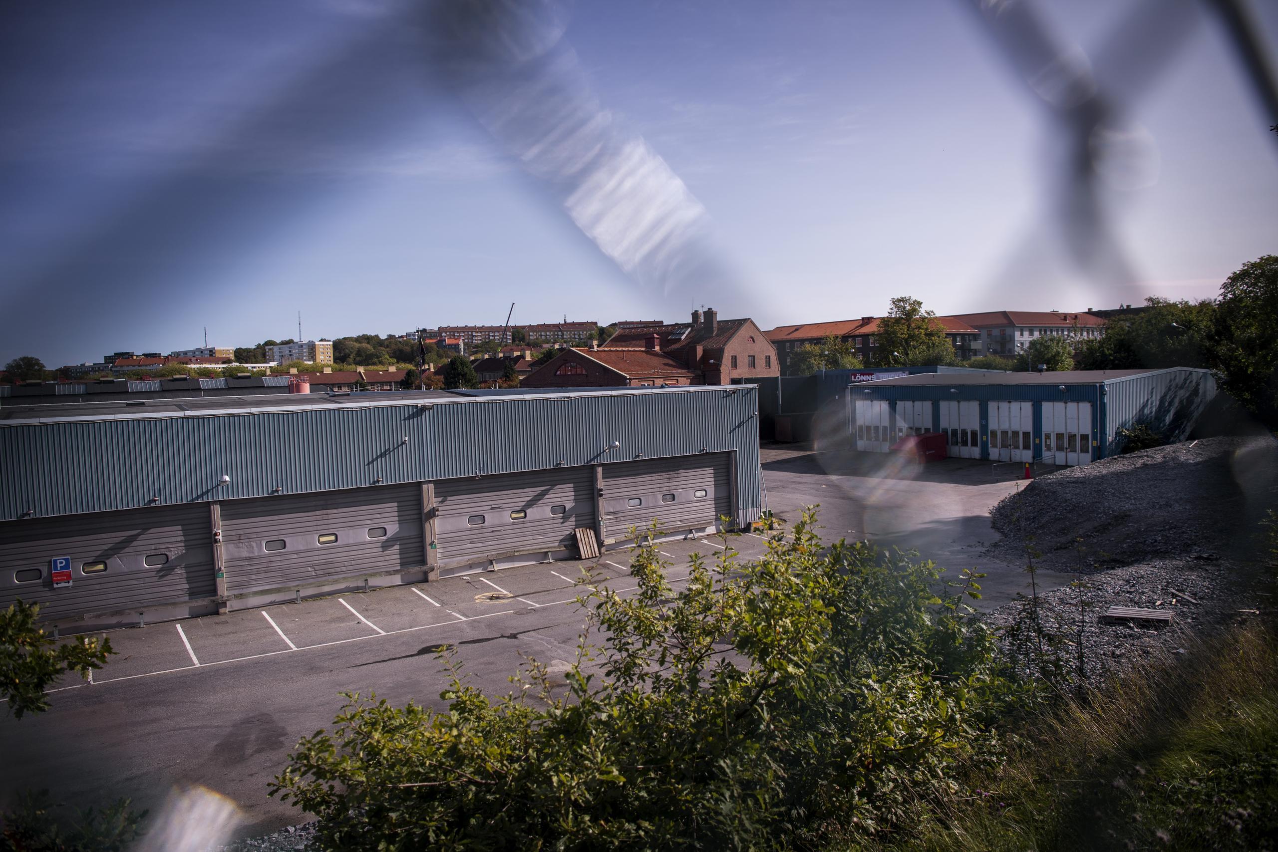 Klart för bygget av 400 nya lägenheter vid Fixfabriken i Majorna