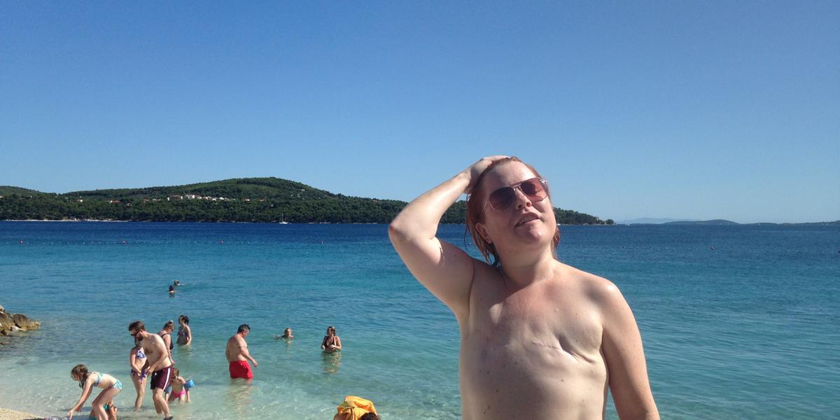 Bröst Strand