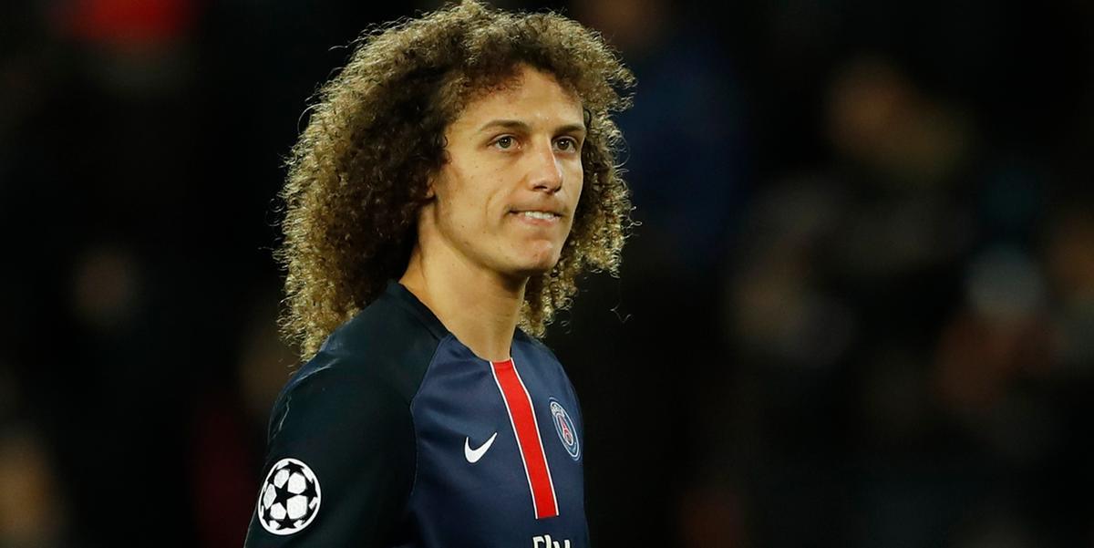 TV: Kolla in David Luiz dråpliga självmål
