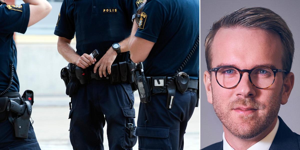 DEBATT: Anställ norska poliser för att snabbt få fler poliser på fältet