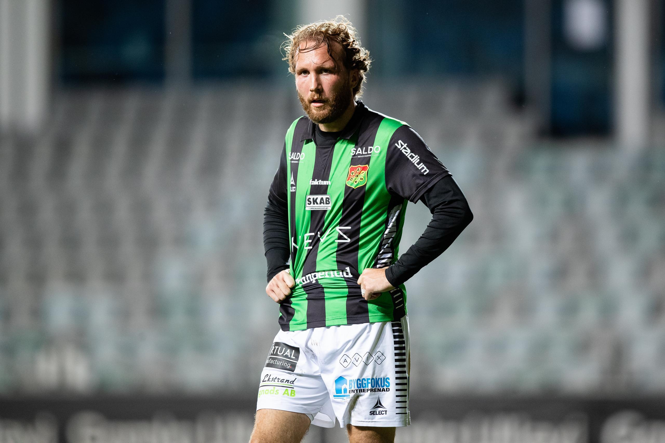 Emil Wahlström lämnar Gais – inför ödesmatchen