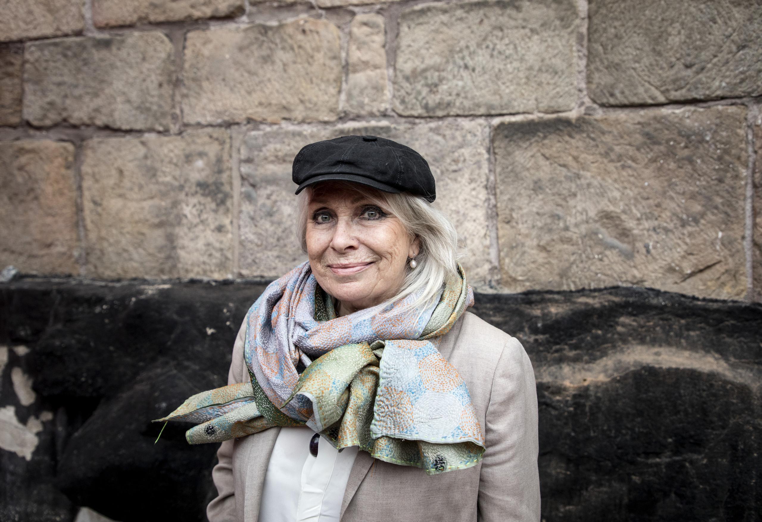 Marie Bergman är andligare än någonsin